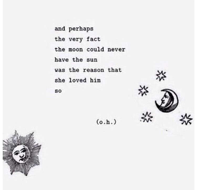 Impossible Love Moon Quotes Sun Quotes Moon Poems