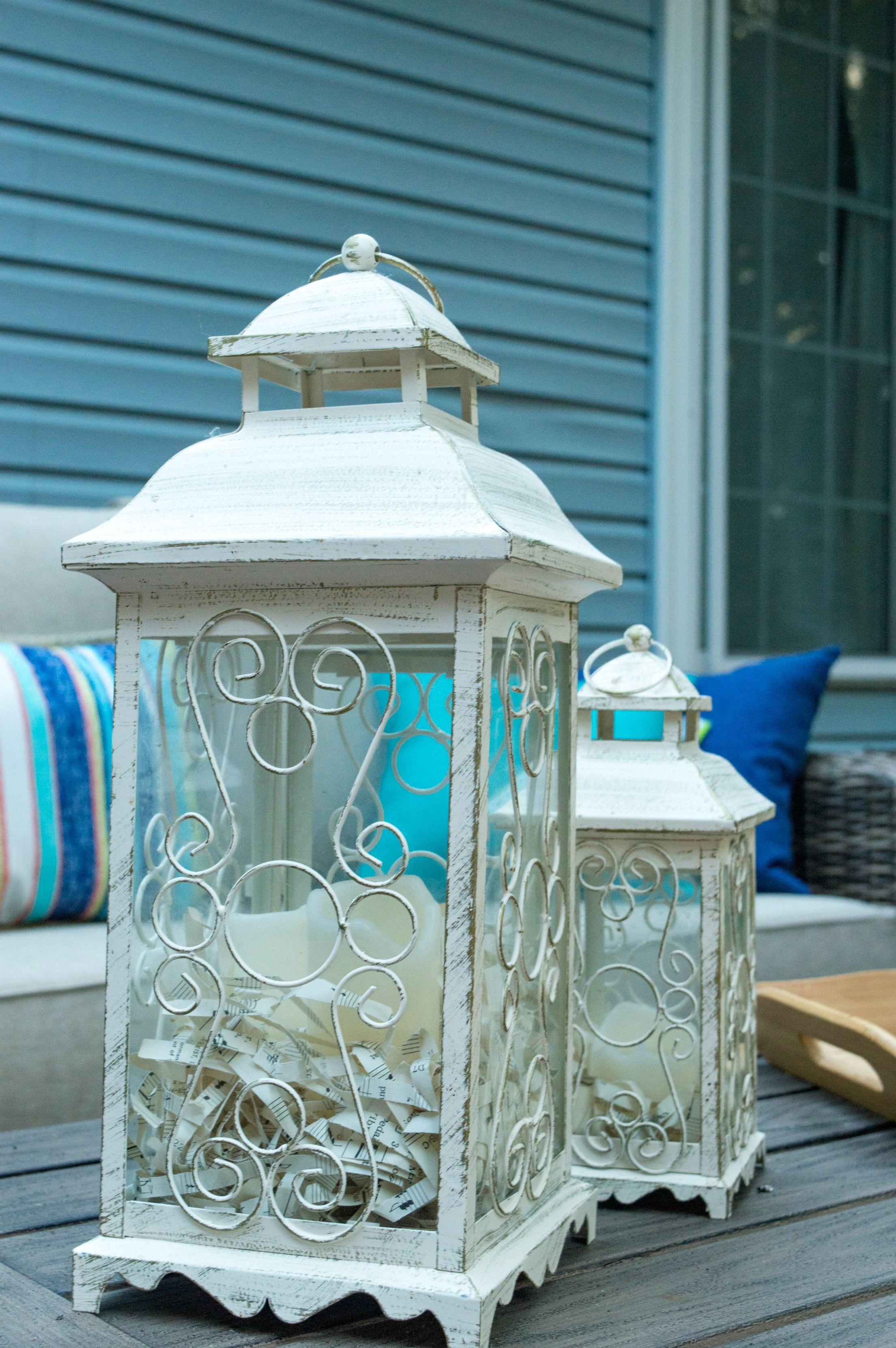 All Decked Out  Outdoor Furniture Reveal  The Fogue