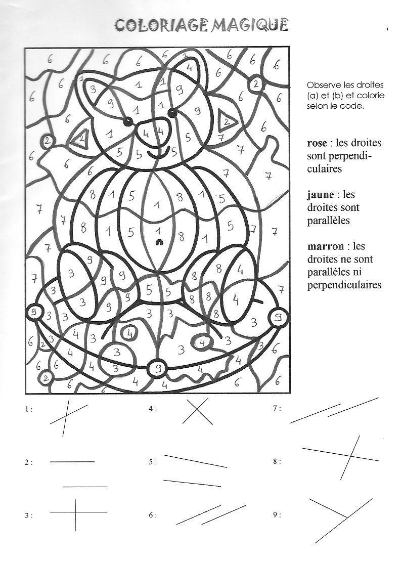 Pin by ibtihaj on jeux de mots games pinterest - Coloriage magique cycle 2 ...