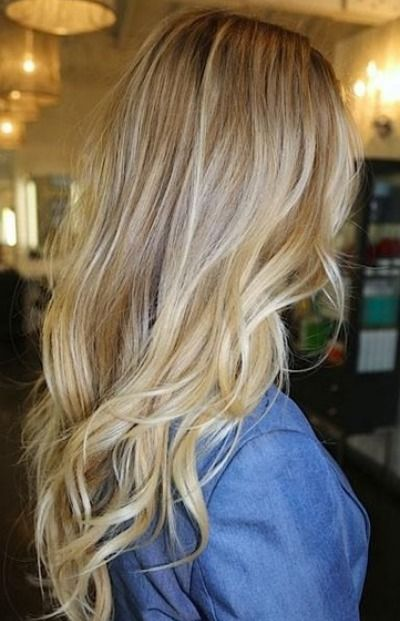 Great Color + Waves = Lovely Locks