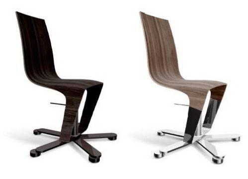 Exceptionnel Super Modern Floatu201d Desk Chair From Studio Vertijet