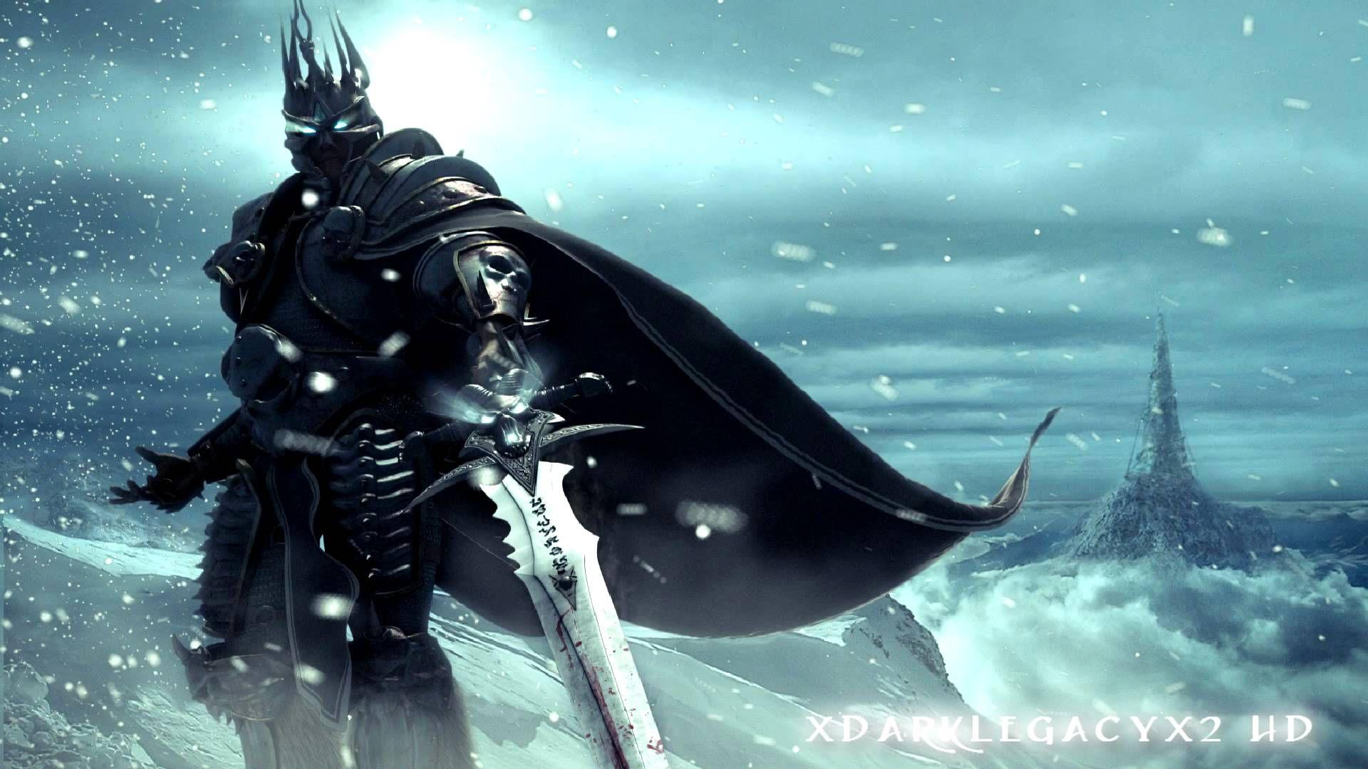 Epic Fantasy Picture Dark Free Download Lich king, World
