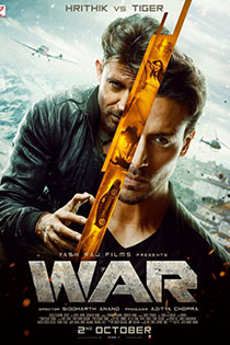 War 2019 Hindi Movie Online In Hd Einthusan Hrithik Roshan