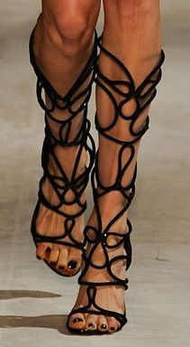 String Shoes
