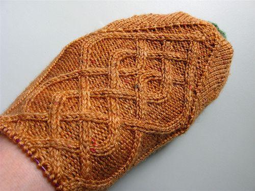 Ravelry: Celtic Braid Socks pattern by Tuulia Salmela