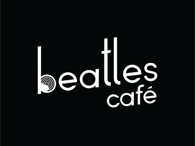 Beatles Cafe Logo Cafe Logo Cafe Logo Design The Beatles