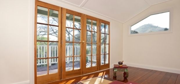 Our range of timber looking french doors are perfect for for Looking for french doors