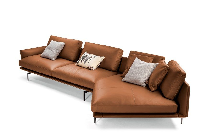 Get Back Sofa The Collection Sofa And Armchairs Collection By Poltrona Frau Design Ludovica Roberto Palomba In 2020 Sofa Sofa Design Leather Sofa
