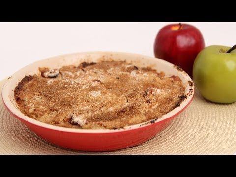 Apple Cranberry Crumble Recipe Laura Vitale Laura In The