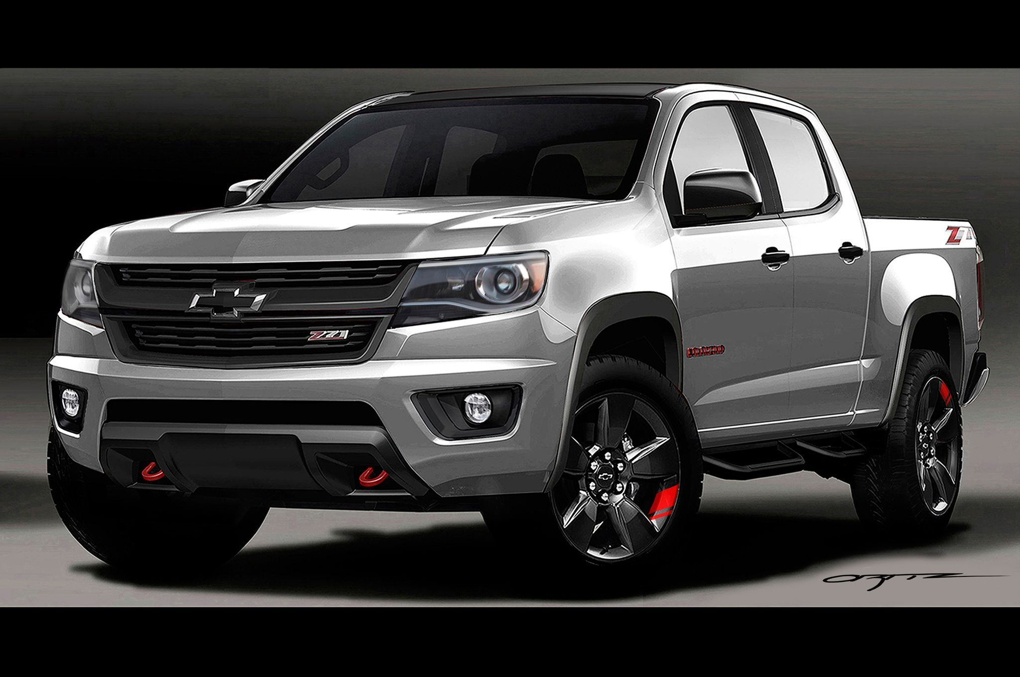 2020 Chevy Colorado Redesign, Release Date and Price Rumors - Car Rumor | Chevrolet | Chevrolet ...