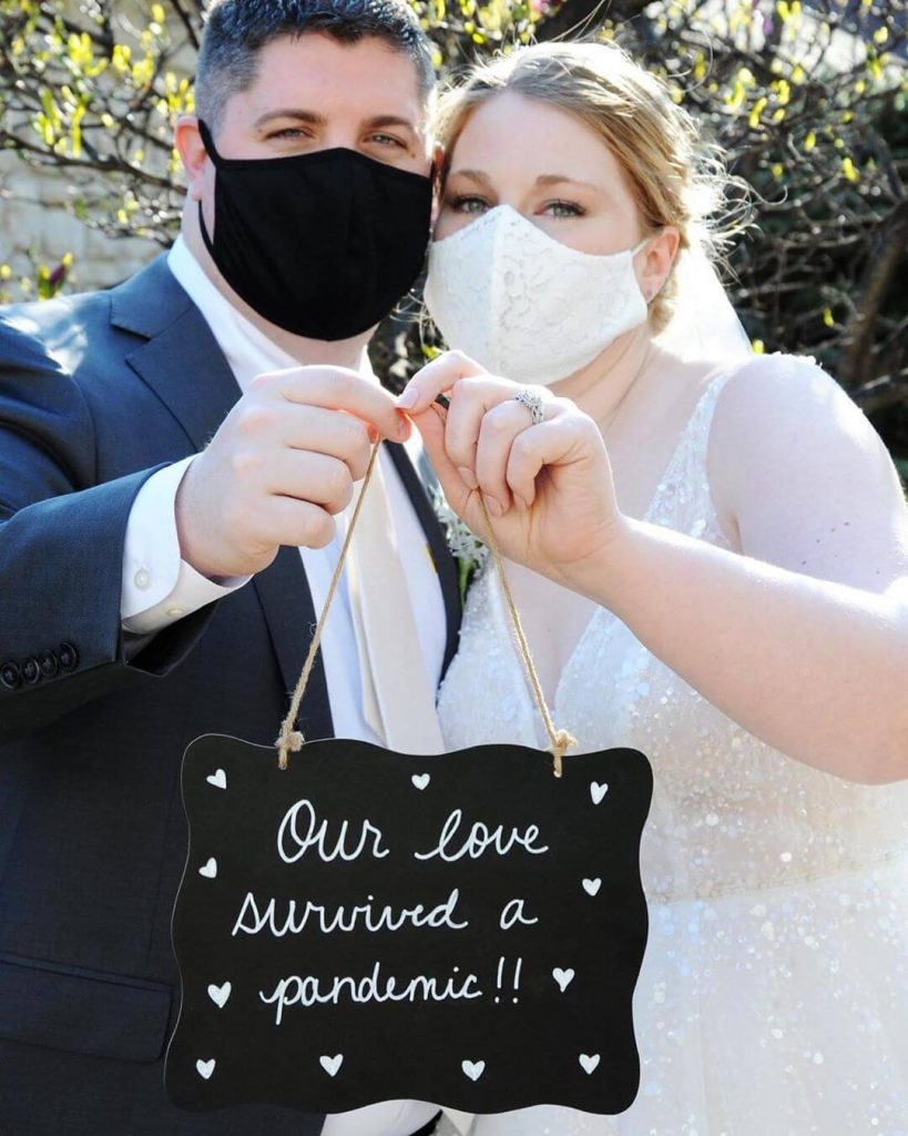 Pin on Pandemic Wedding Planning