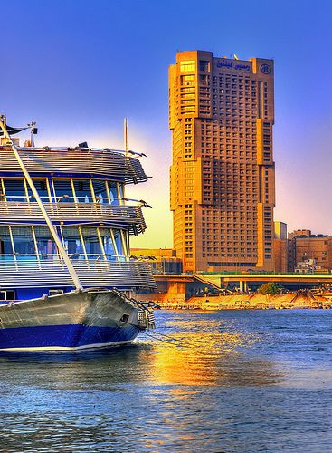 Ramses Hilton Hotel Cairo Egypt Hdr 02