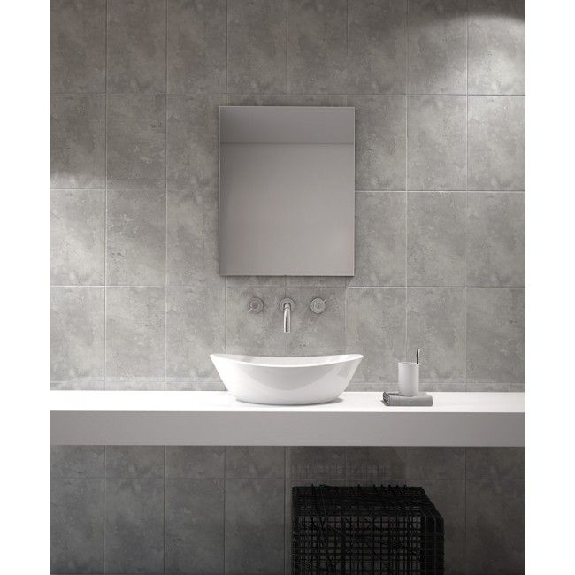 Capri Gloss Grey  Capri Bathroom Tiling And House Extraordinary Kitchen Wall Tile Decorating Design
