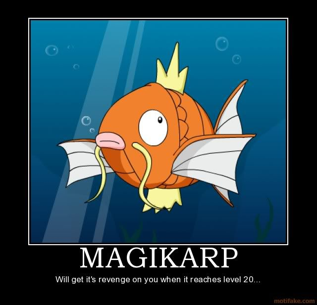 Magikarp meme   magikarp is awesome   Pinterest   Meme