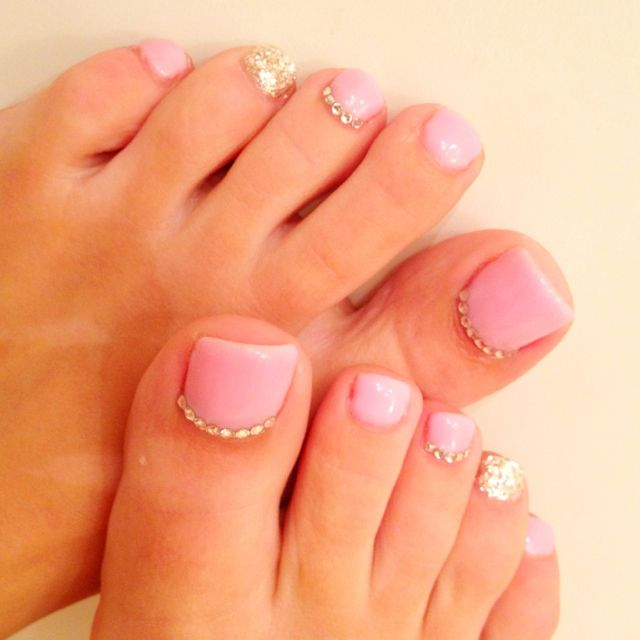 I love itally cute whit ill look for some gems nails from easy neon toenails to summer polka dots heres 18 absolutely stunning nail art designs that will have you looking super chic this summer prinsesfo Choice Image