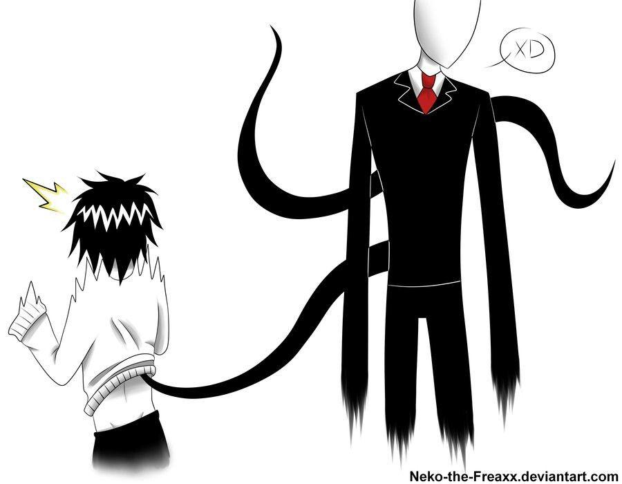 Картинки про джеффа убийцу и слендер