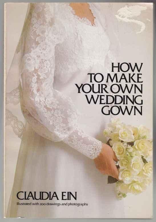 Wedding Dress Sewing Patterns | How To Make Your Own Wedding Gown ...