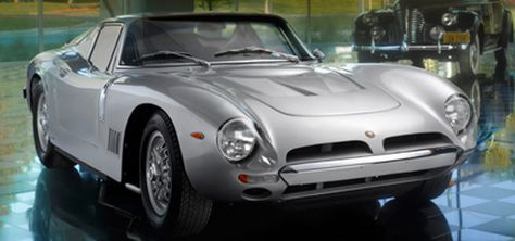 Another picture of my 1966 Bizzarrini GT 5300. ════════════ ❄❄  Alittlemarket ☞ https://www.alittlemarket.com/boutique/au_royaume_du_timbre-3130013.html