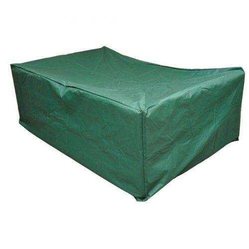 Funda para Muebles de Jardin 210x140x80cm Cubierta de Proteccion con ...