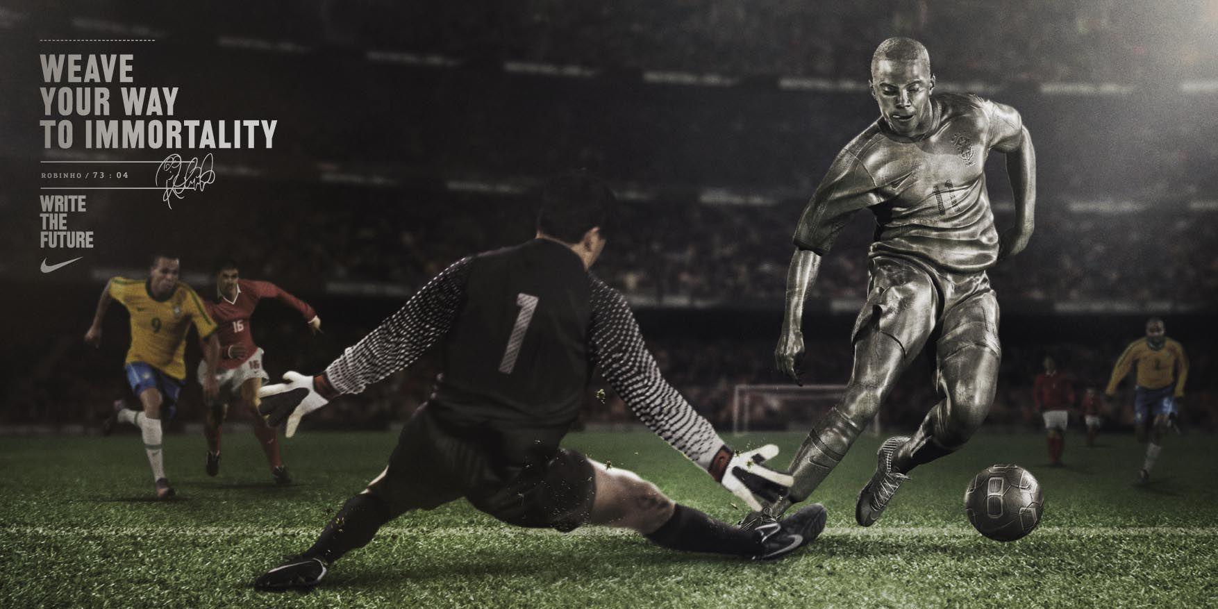 publicidad nike futbol