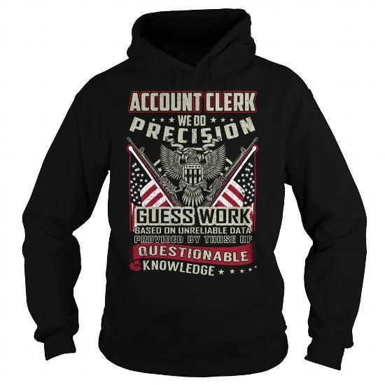 ACCOUNT CLERK JOB TITLE T-SHIRT T-SHIRTS, HOODIES, SWEATSHIRT (39.99$ ==► Shopping Now)