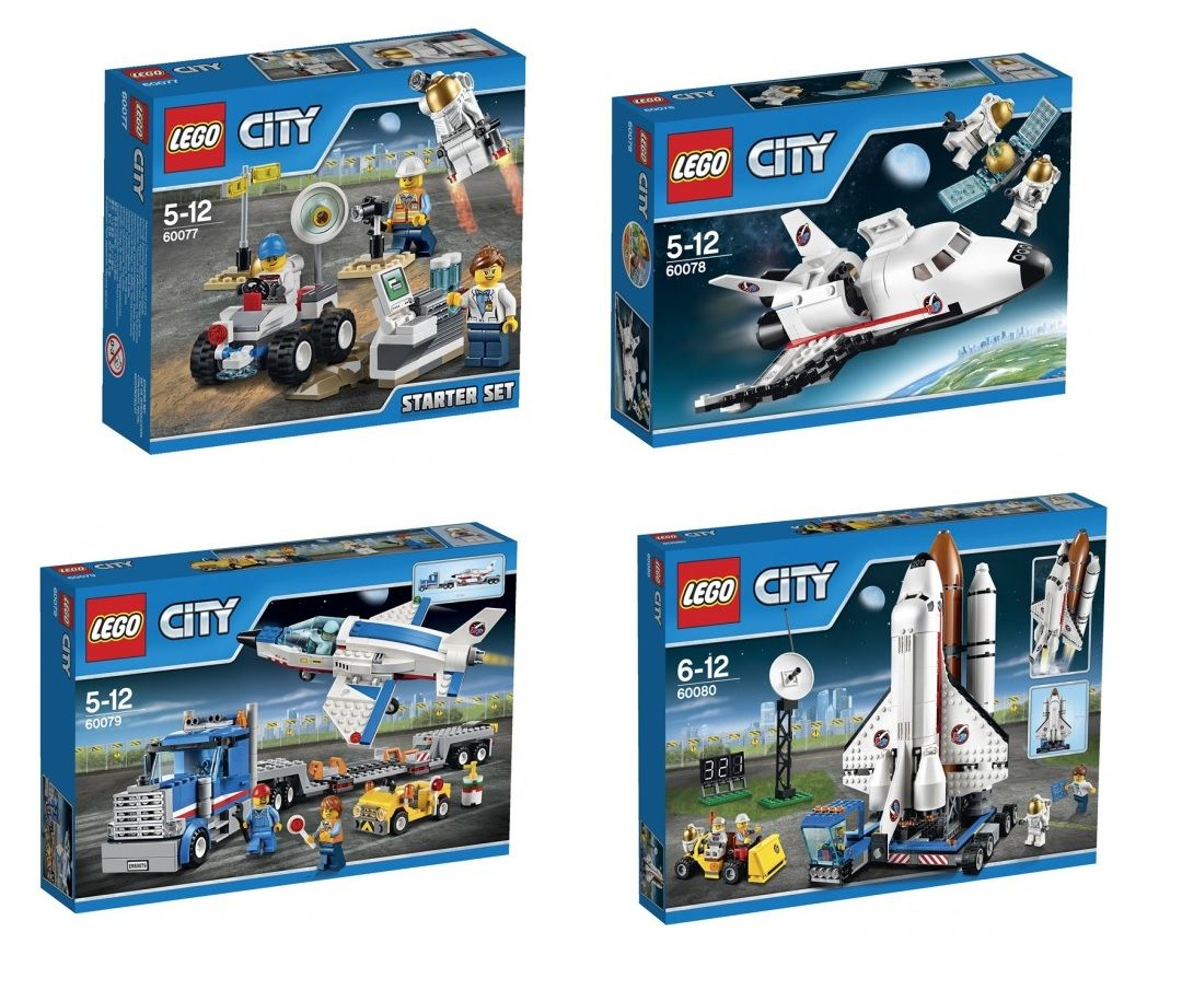 Lego City Space Summer 2015 Sets 60077 60078 60079 60080 Toysnbricks Jpg 1080 916 Lego City Space Lego City Police Lego City