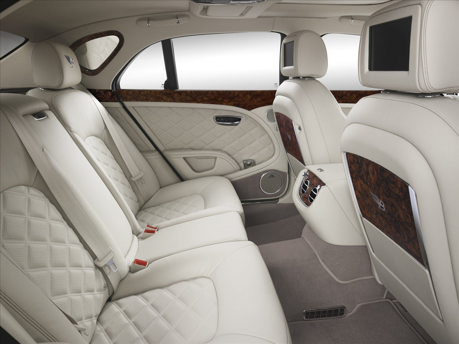 2015 Bentley Mulsanne Interior