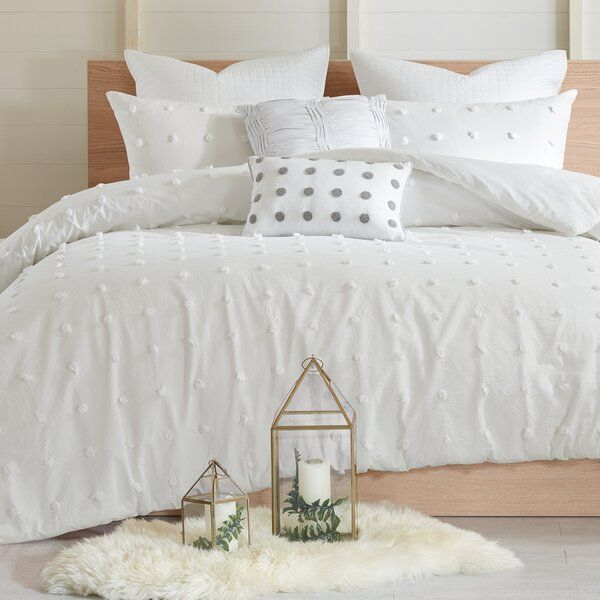 On Trend And Tastefully Textured This Reversible Comforter Set Is Perfect For Breathing New Life Into Your Bedroom Comforter Sets Bedding Sets Simple Bedroom