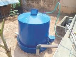 Low Cost Biogas Plant | building materials | Biogas