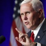 Vice President Pence calls suggestion he's eyeing a run in 2020 'disgraceful'