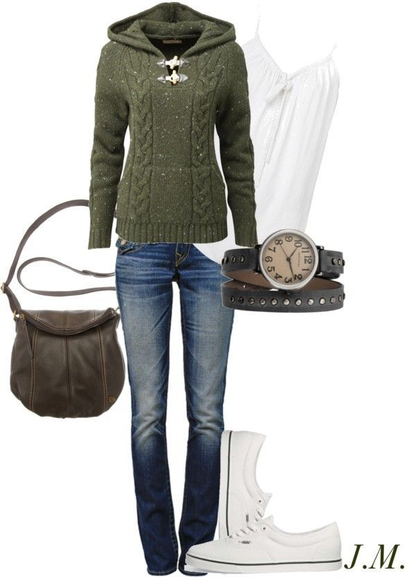 fall outfit - love the warmth and simplicity!