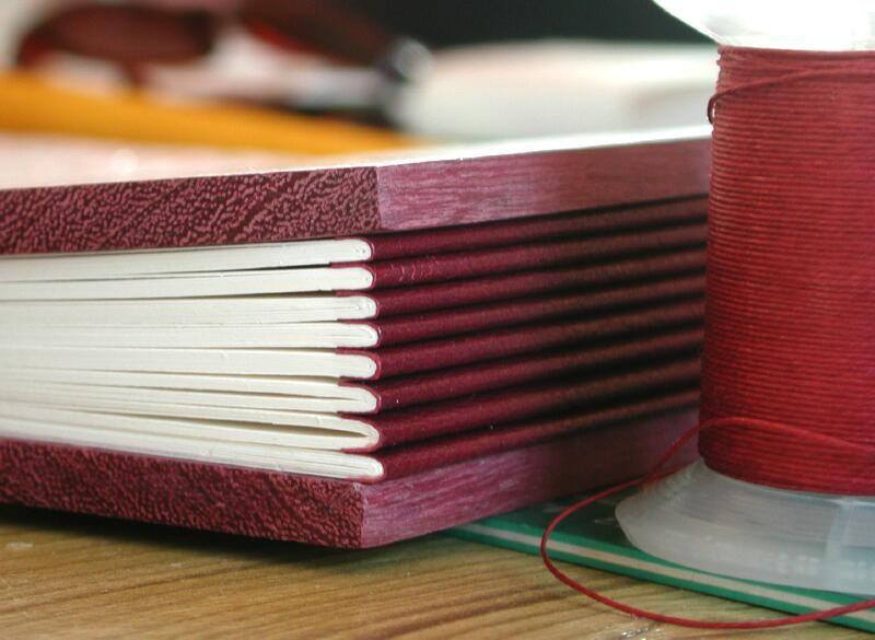 koptische buchbindung bookbinding ideas buch binden buch selber binden a b cher. Black Bedroom Furniture Sets. Home Design Ideas