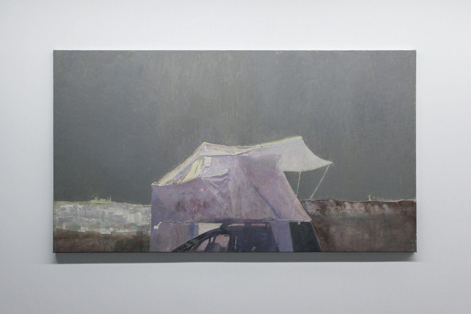 Edi Hila Documenta 14 Neue Neue Galerie Neue Hauptpost Painting Art