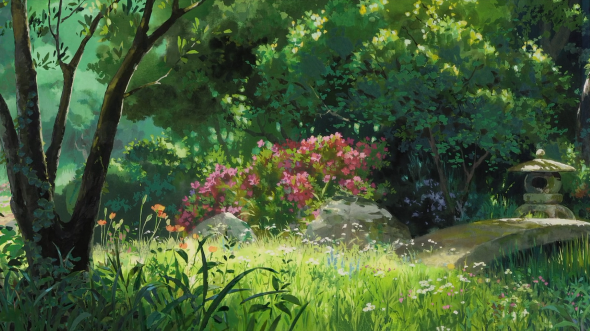 Free Studio Ghibli Hd Backgrounds Wallpapers Backgrounds Images Art Photos Studio Ghibli Background Ghibli Art Anime Scenery