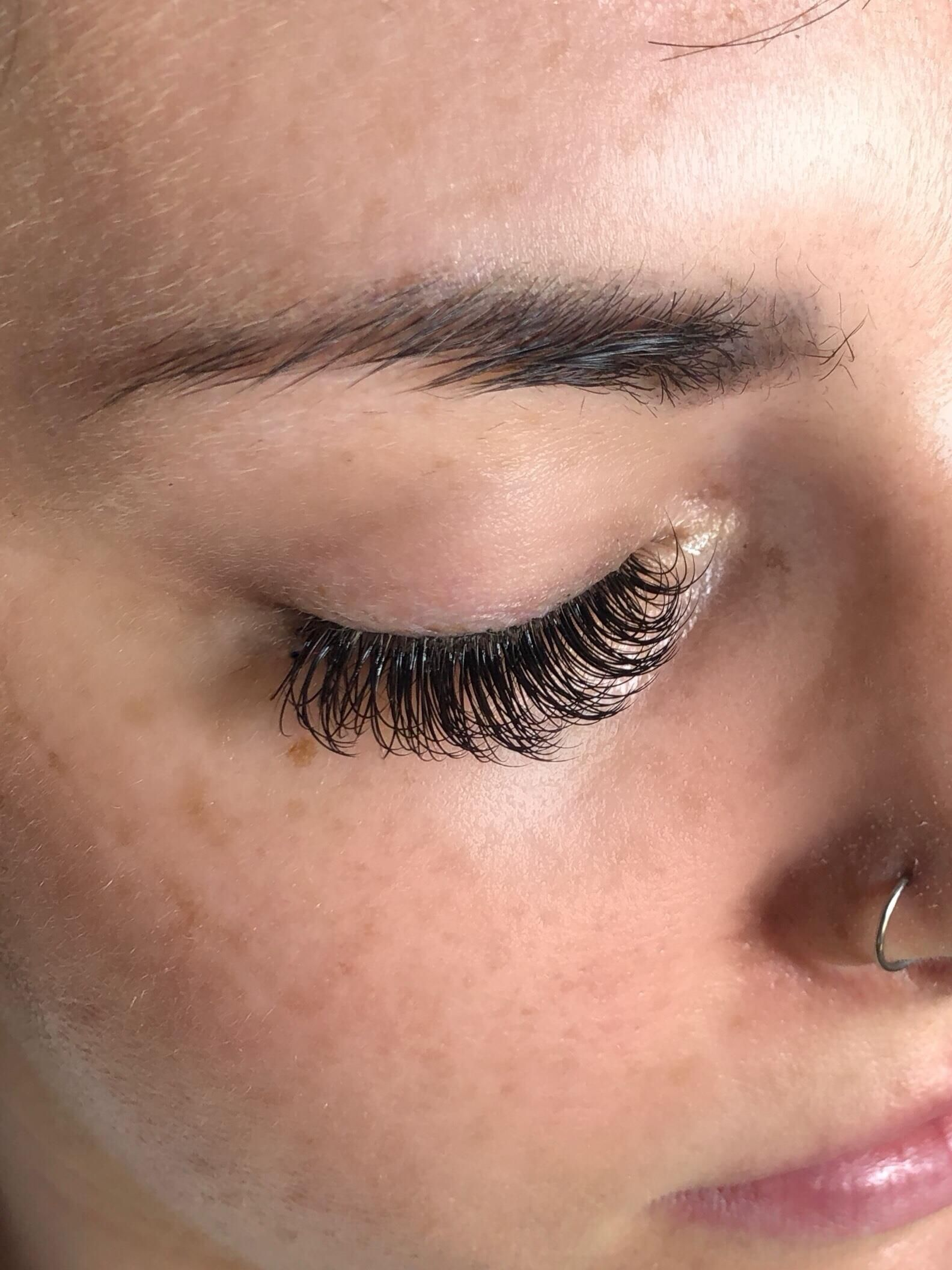 dcf981b44b6 Classic Full Set $160 Doll Eye. Find this Pin and more on Eye Lashes  Extension ...