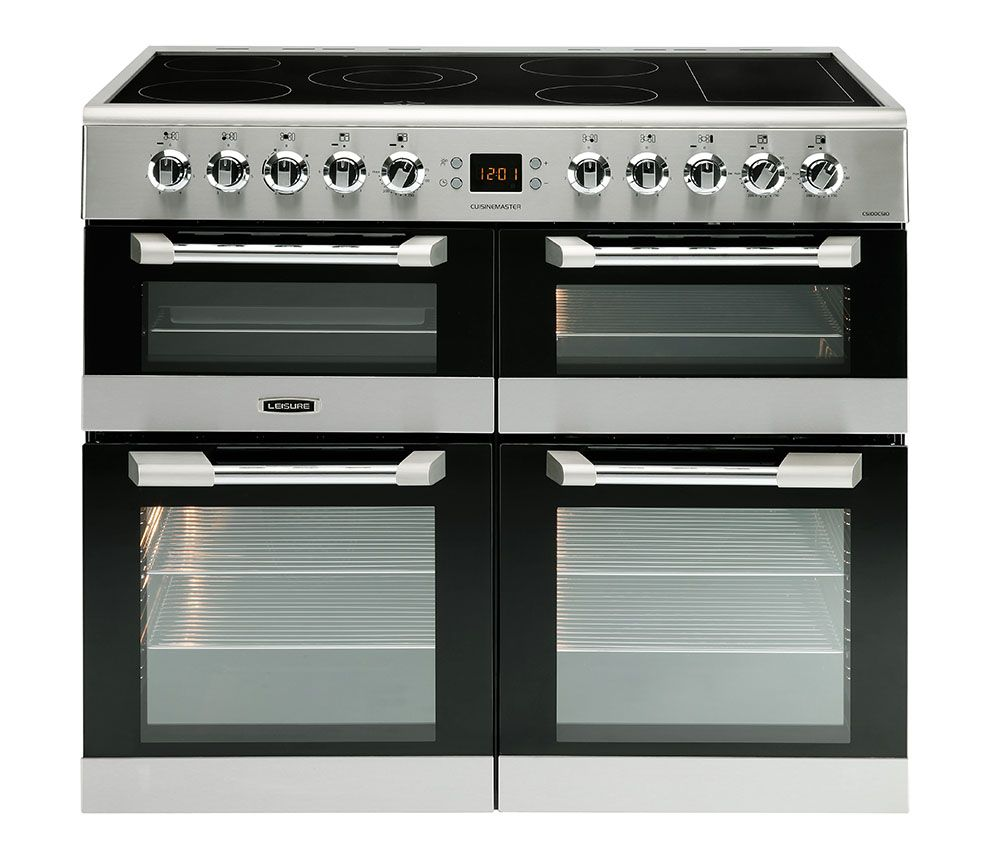 Leisure Cuisinemaster Electric Range Cooker Stainless