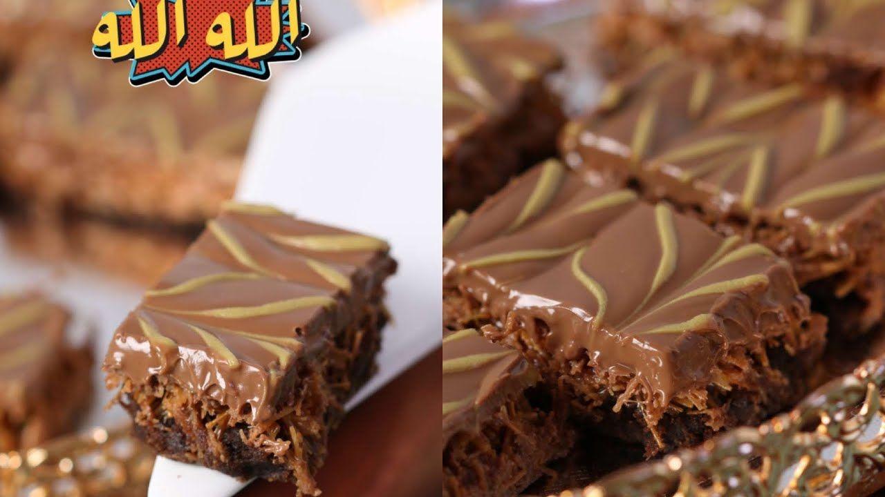 حلا حسناء الفخم وفوق الفخامة سهل وسرررريع من الشيف حصه Youtube Quick Desserts Desserts Easy Cake