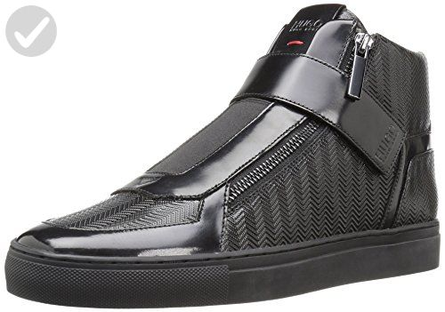 meet 952c8 a3cea HUGO by Hugo Boss Men s Futurism Midc Mtpr Fashion Sneaker, Black, 41 EU 8  D(M) US - Mens world ( Amazon Partner-Link)