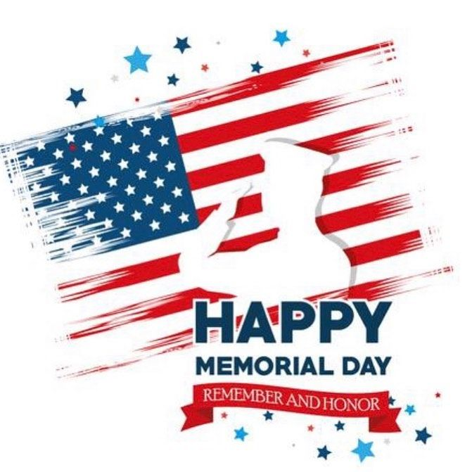 Today We Honor And Remember Those Who Have The Ultimate Sacrifice For Our Freedom All Gave Some Some Gave All Th In 2020 Happy Memorial Day Memorial Day We Remember