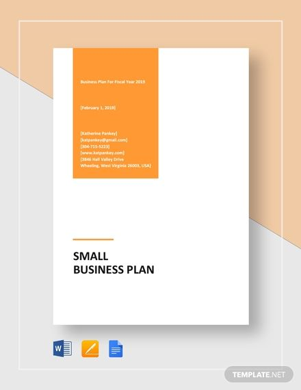 Small Business Plan Template Free Pdf Word Doc Apple Mac Pages Google Docs L Pdf Small Business Plan Template Business Plan Template Pdf Business Plan Template Word