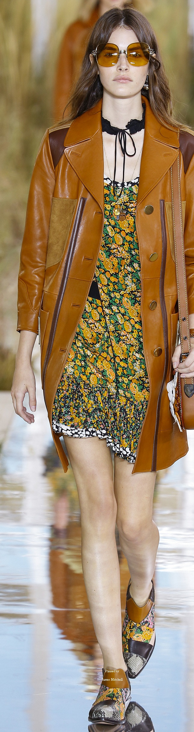 Coach Collection Spring 2016 Ready-to-Wear