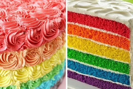 Rainbow Cake Baking And Piping Decoration Cake Baking Classes In Singapore No Bake Cake Easy Cake Decorating Cake Decorating Classes