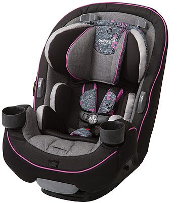 Safety 1st Grow and Go 3-in-1 Convertible Car Seat - Plumeria | I'm