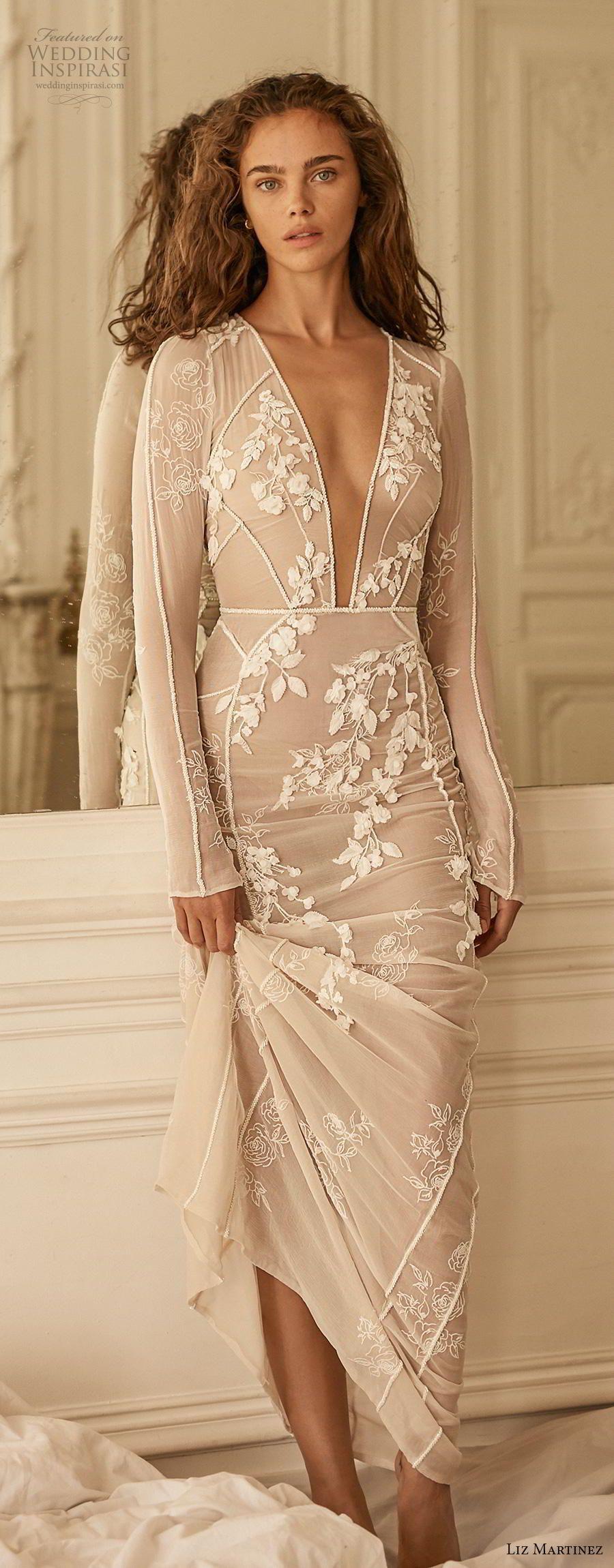 "Liz Martinez 2020 Wedding Dresses — ""Amour"" Bridal"