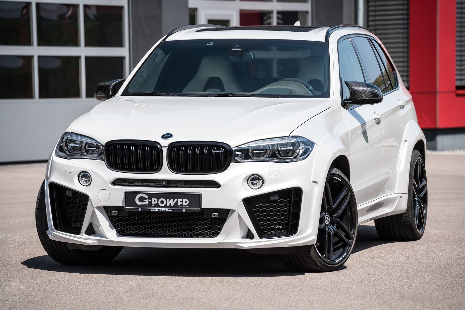 G Power S Bmw X5 M Is An Extroverted Typhoon With 750 Horses W