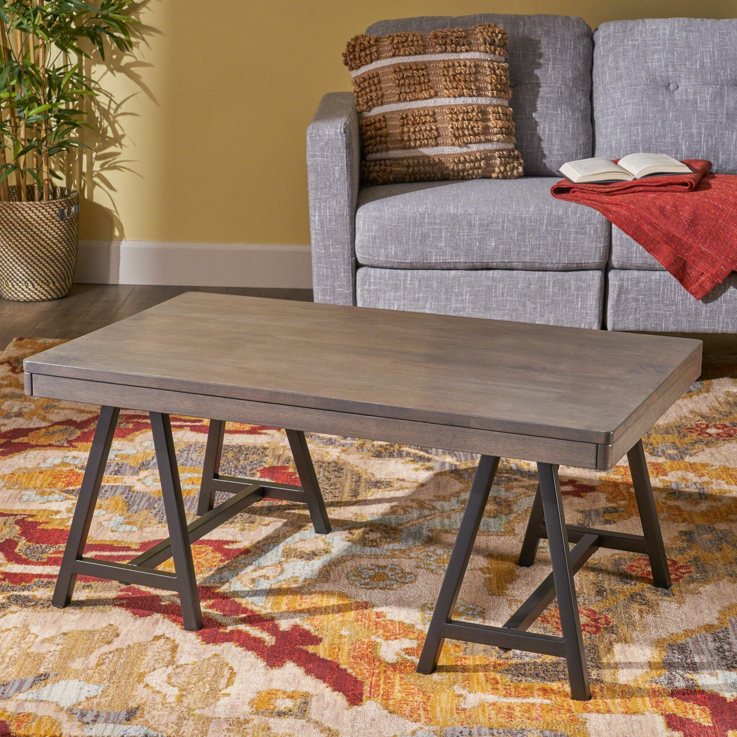 Gray Finish Rubberwood Furniture