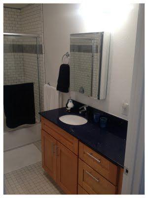 Avilas Construction Bathroom Remodel Shakerstylevanity