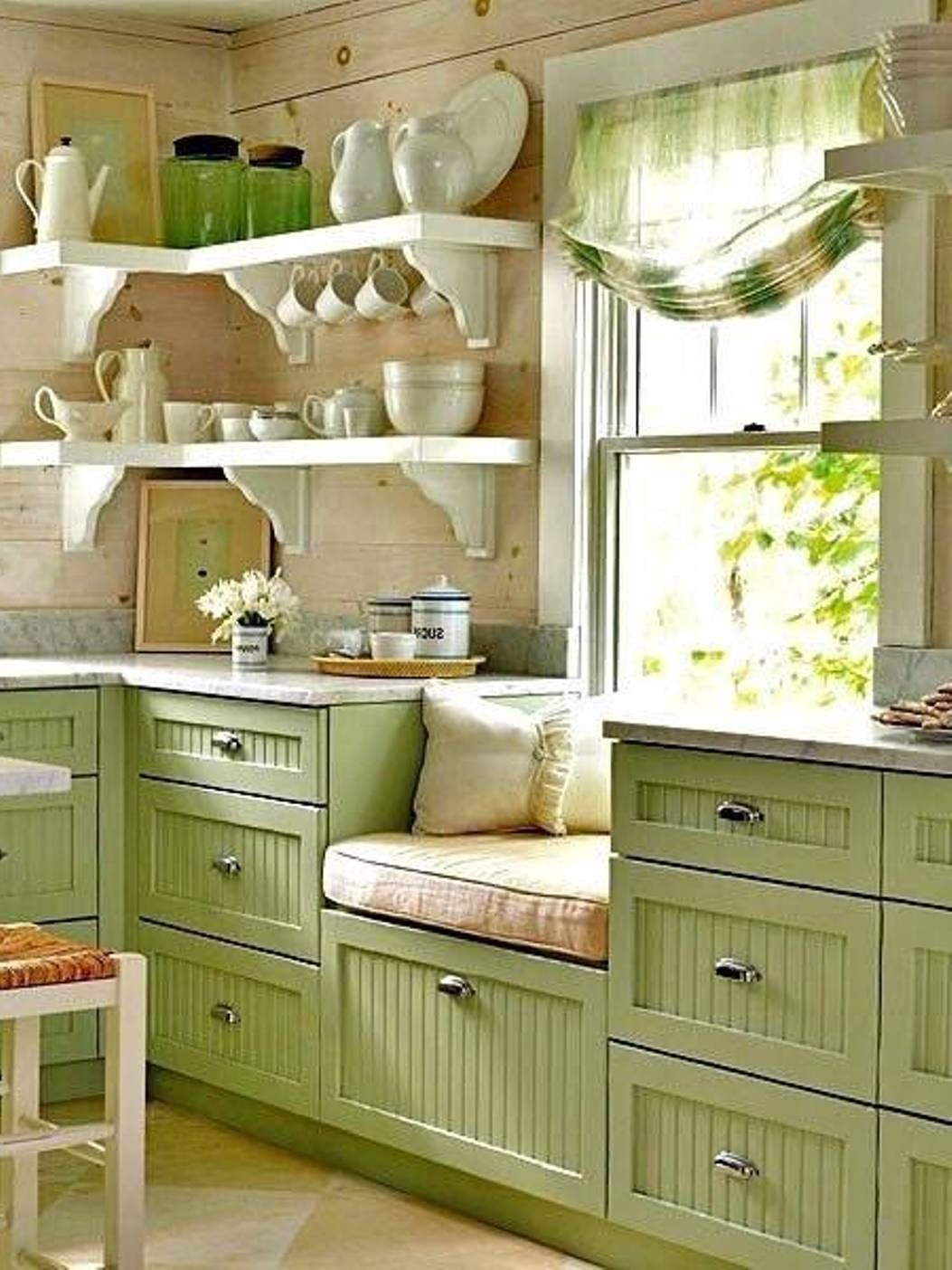 green beautiful kitchen designs beautiful kitchen designs for small kitchens better home and on small kaboodle kitchen ideas id=93858