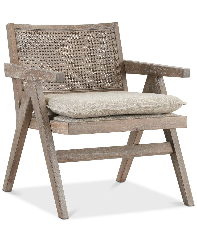 Jla Sarah Printed Fabric Accent Chair: JLA Home Kyran Club Chair, Quick Ship & Reviews