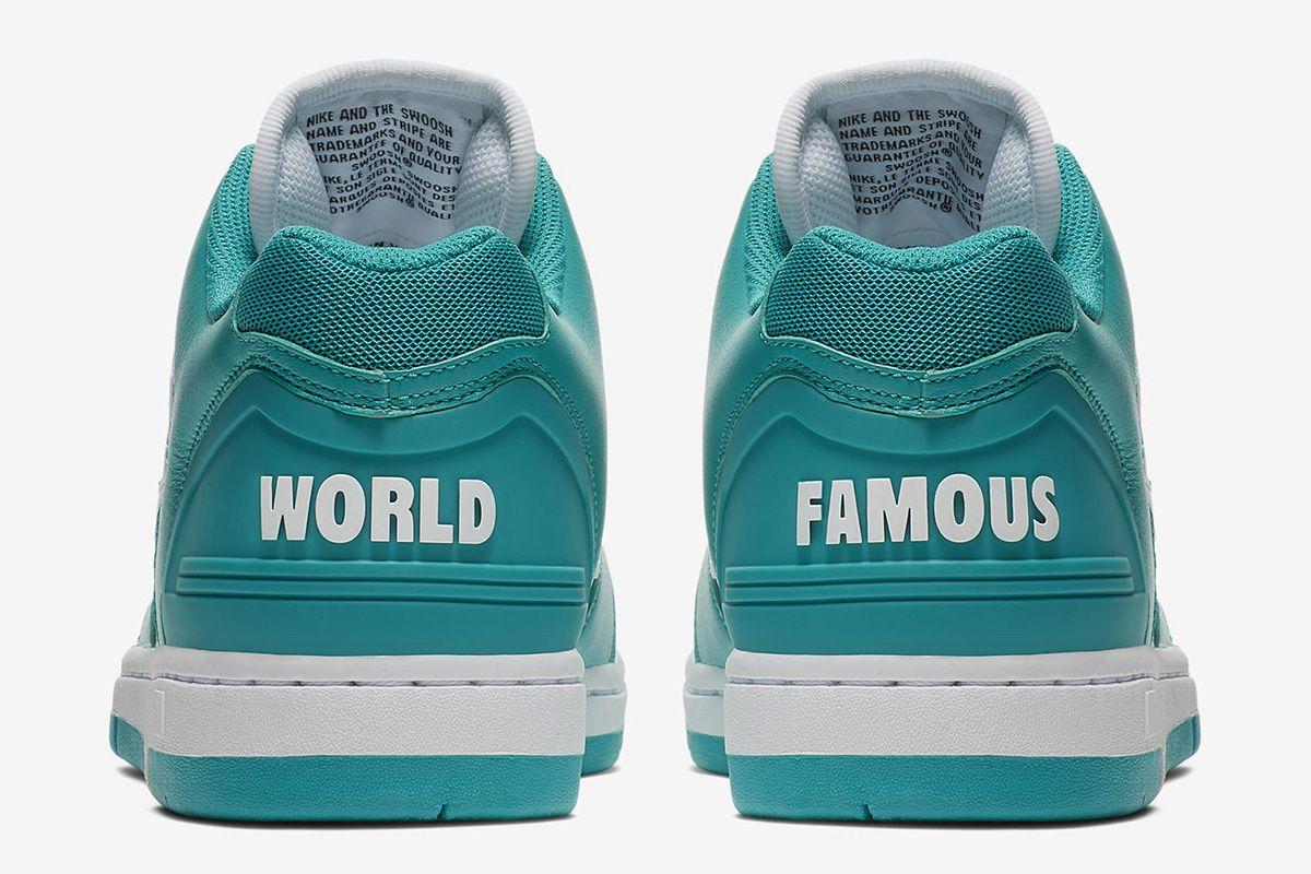 Supreme x Nike SB Air Force 2 Low \